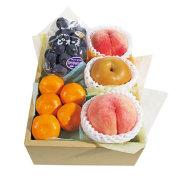【送料無料 産地直送】Eコース・おまかせ旬のフルーツボックス