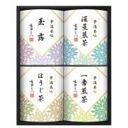 【送料無料】市田ひろみ 宇治茶ティーバッグギフト